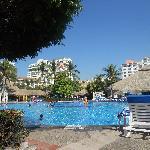 Hotel sector piscina