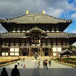 Todaiji Temple - a wonderful sight