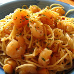 shrimp and scallops pasta