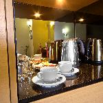 complimentary tea and coffee making facilities