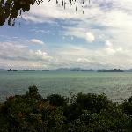View aus der Terasse