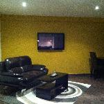 Lounge and big TV