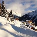 hotel vanaf skiweg