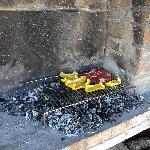 il barbecue e le fiorentine !!