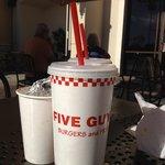 sides must: coke & fries