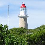 Cape du Couedic light