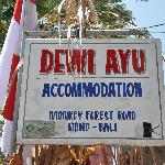 Dewi Ayu Accomodation Foto