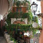 Delikatessen in Positano