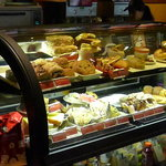 Lovely cakes, pastries and bits to nimble on with your coffee