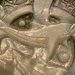 De la nacre sculptée