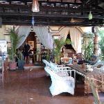 The lobby/Cafe