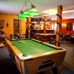 HI Auberge de Jeunesse Mont Tremblant - bar