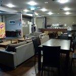 Kitchen & Common Room
