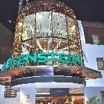 Abendstimmung Hotel Legenstein