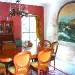 Italian style Breakfast room