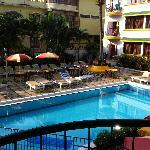 santa monica pool