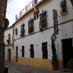 Hostel Osia, hidden in old Cordoba.