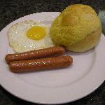 500円の朝食