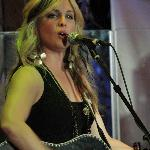 Sunny Sweeney at Love and War - October 2011