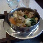 Soba Noodle Soup w/ Veggies