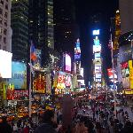 Time Square from Duffy Square