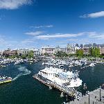 Inner Harbour location