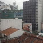 Can see the 'Lot10' shopping mall from room