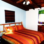 the amaizing & comfortable bed @casita5