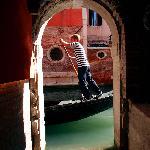 Riva d'acqua dell'Hotel Bella Venezia