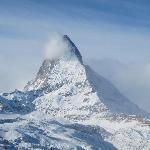 Matterhorn in December