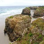 La Playa de las Catedrales 1