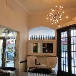 UVA Wine Bar - Connecting to Hotel