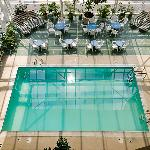 Indoor Pool and Atrium