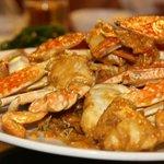 Fresh Crabs.