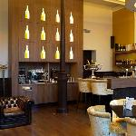 Trendy and stylish Hotel Bar