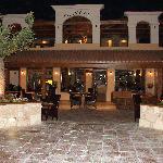 Oliveto External Area