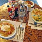 Generous portions