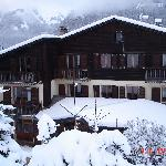 a proper chalet hotel