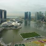 Marina Bay Singapore - December 2011