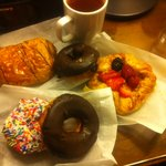 Pastries from Portabella