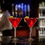 Relax with one of our Martini's.