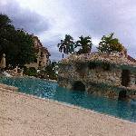 rock slide pool