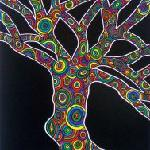 """Tree of Life"" artwork by Sue J Krucker"