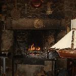 Grillade au feu de bois