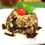 Hot Chocolate Cake Dessert