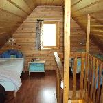 Cabin upstairs