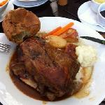 Sunday Roast at Bay Tree, Arundel