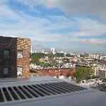 Vistas desde el piso 11