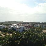 View of the Mediterranean from Marsa Sicla