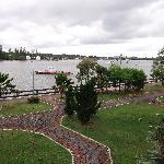 Krabi River room view
